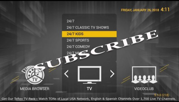 xCodes Gold Pack (New) - IPTV Subscription  1 Day - 1 Year NEW TS  Technology Included