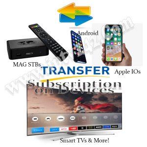 transfer programming